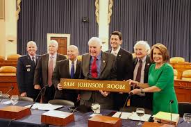 Congressional Leaders Rename Hearing Room to Honor Sam Johnson ...