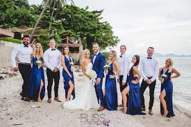 The wedding of James and Chloe at Conrad by BLISS Events ...