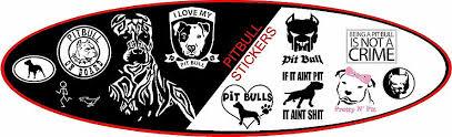 Pitbull Stickerz Archives Custom Decals Vinyls Pro Sport Stickers Car Decals
