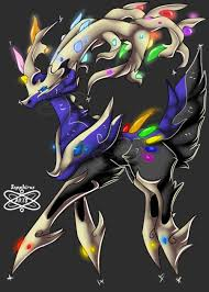 Mega Xerneas +BG Edited+ by iSapphirus on @DeviantArt | Pokemon pictures,  Pokemon, Mega evolution