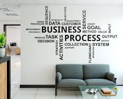 Business Process Office Wall Decal Kuarki Lifestyle Solutions