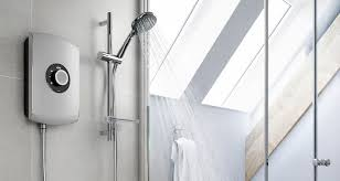 average cost of installing a power shower