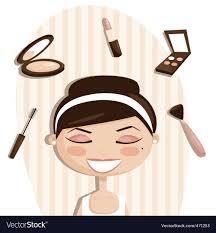 makeup cartoon images saubhaya makeup
