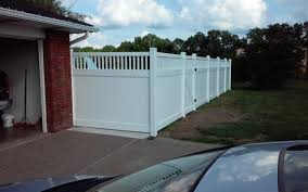 Pro Fence Railing Fence Installation Photo Album Vinyl Fence Installation In Hookstown Pa