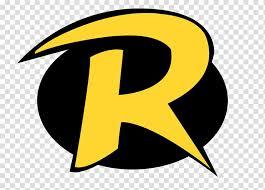 Robin Nightwing Batman Logo Decal Batman Symbols Transparent Background Png Clipart Hiclipart