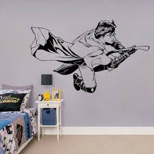 Harry Potter Flying Wall Sticker Kuarki Lifestyle Solutions