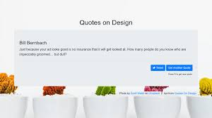 quote generator design quotes