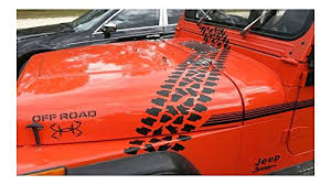 Hot 2 Tire Tread Decals 4x4 Truck Jeep Buy Online In El Salvador At Desertcart