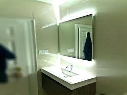 bathroom mirror hard rock hotel