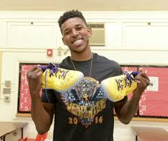 is nick young getting his own signature
