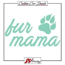 Cat Mom Decal Sticker For Car Home 3 00 Picclick