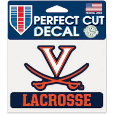 University Of Virginia Car Decals Decal Sets Virginia Cavaliers Car Decal C Acc Official Online Store