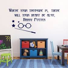 Quotes From Harry Potter Wall Sticker Cutzz