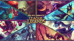 84 lol support wallpapers on wallpaperplay