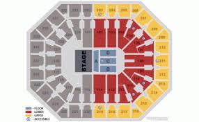 seating charts talking stick resort arena
