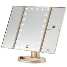 magnifying lighted makeup mirrors