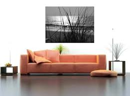 Black White Wall Decal Ocean Scape Decal Coastal Home Decor Sunrise Wall Decal Ocean Landscape Beach Photography Vinyl Wall Decal