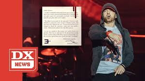 Eminem Quotes 'Renegade' Verse In Open Letter To Whoever Got ...