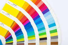 find a color chart for all your home