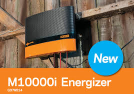 Gallagher M10000 I Energizer Electric Fence Charger Gallagher Electric Fencing From Valley Farm Supply