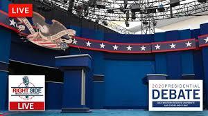 2020 Presidential Debate LIVE Coverage ...