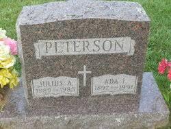 Ada Isabelle Peterson (Johnson) (1897 - 1991) - Genealogy