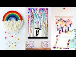 diy room decor 4 easy crafts ideas