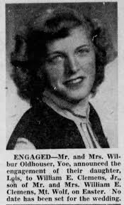 William Clemens, barber of starview, his wife to be in 1950 - Newspapers.com