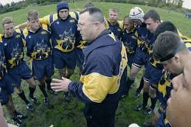 u s navy rugby team head coach cmdr