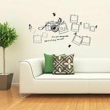 Shop Walplus Wall Sticker Memory Quote Photo Frames Home Decor Diy Decal Overstock 31770383