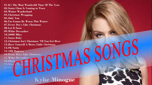 Kylie Minogue Christmas Songs