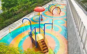 exploring oasis terraces playgrounds