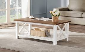 furnichoi farmhouse coffee table