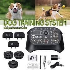 Pet Dog Fence Wireless Containment System Waterproof Training Transmitter Collar Walmart Canada