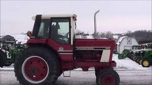 mast tractors winesburg