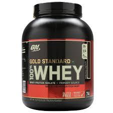 gold standard 100 whey protein powder