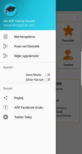 ATATÜRK ÜNİVERSİTESİ AÖF(ATA AÖF) ÇIKMIŞ SORULAR pour Android ...