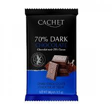 cachet premium belgian chocolate 70 300g