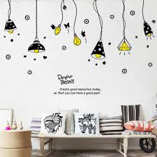 Kaimao Diy Retro Droplight Photo Frame Wall Stickers Art Decal Murals Removable Wallpapers For Home Decoration Amazon Com