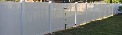 Vinyl Fence Nichols Vinyl Fence Wholesale Sales Fence Installer
