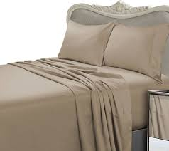 taupe full 4 piece goose down comforter