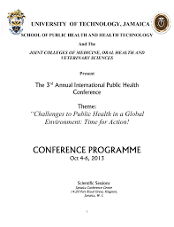 the conference programme here