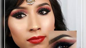 indian bridal makeup arabic bridal