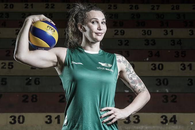 Resultado de imagem para trans atleta americana