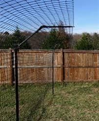 Jackson Galaxy S Spirit Essences Tm Null Cat Fence Cat Enclosure Outdoor Cat Enclosure