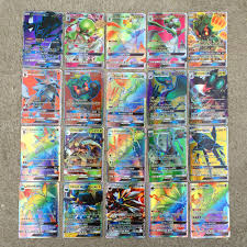 TAKARA TOMY Pokemon GX Cards EX Cards MEGA Cards M Cards 3D ...