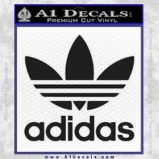 Adidas Retro Decal Sticker A1 Decals
