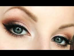 makeup for almond shaped eyes cat eye