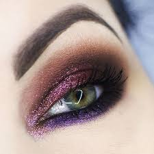 pink and purple eye makeup looks tips