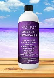 nsi spa aroma acrylic nail liquid
